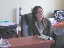 Sava Perovic Foundation Office Manager Jelena
