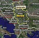 Serbia map: 'Belgrade has the best nightlife in Europe!' - The Times of London